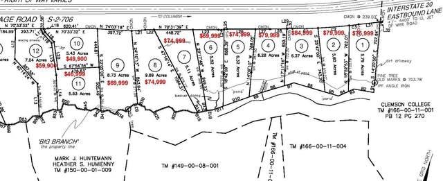 400 E Frontage Road, Aiken, SC 29805 (#21008640) :: Realty ONE Group Coastal