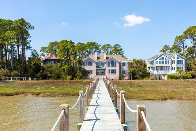 3125 Marshgate Drive, Seabrook Island, SC 29455 (#21008655) :: The Cassina Group