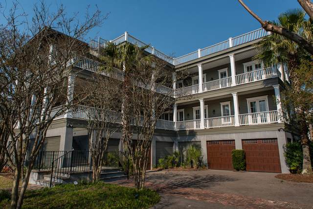 4 52nd Avenue, Isle Of Palms, SC 29451 (#21008672) :: The Cassina Group