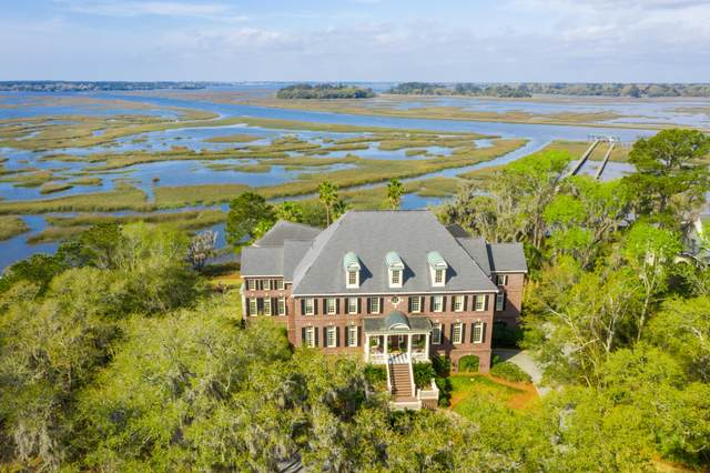 5150 Chisolm Road, Johns Island, SC 29455 (#21008703) :: The Cassina Group