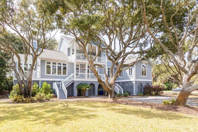9 53rd Avenue, Isle Of Palms, SC 29451 (#21008731) :: Realty ONE Group Coastal