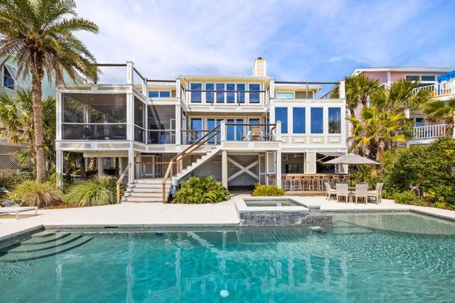 910 Ocean Boulevard, Isle Of Palms, SC 29451 (#21008759) :: Realty ONE Group Coastal