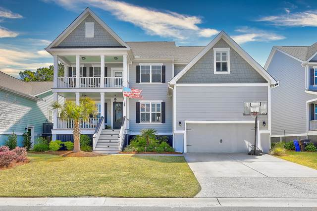 1660 Fort Palmetto Circle, Mount Pleasant, SC 29466 (#21008762) :: Realty ONE Group Coastal
