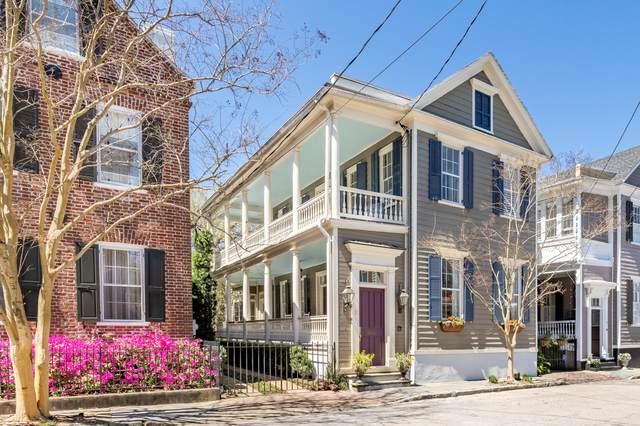 5 Limehouse Street, Charleston, SC 29401 (#21008879) :: The Gregg Team
