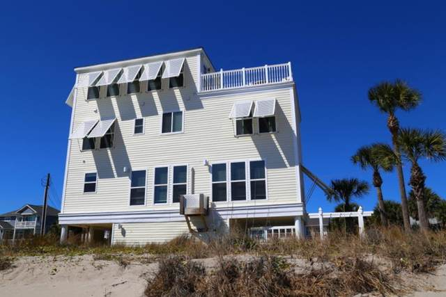 304 Palmetto Boulevard, Edisto Island, SC 29438 (#21008944) :: Realty ONE Group Coastal