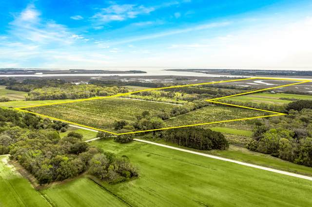 0 Legareville Road, Johns Island, SC 29455 (#21008951) :: Realty ONE Group Coastal