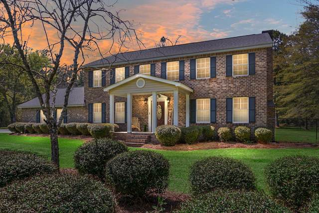 1801 Hoodtown Road, Saint Stephen, SC 29479 (#21008970) :: The Cassina Group