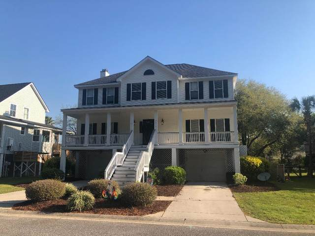2871 Tradewind Drive, Mount Pleasant, SC 29466 (#21008989) :: The Cassina Group