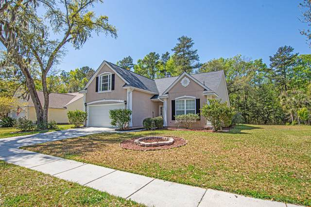 118 Oakbluff Road, Summerville, SC 29485 (#21009033) :: The Cassina Group