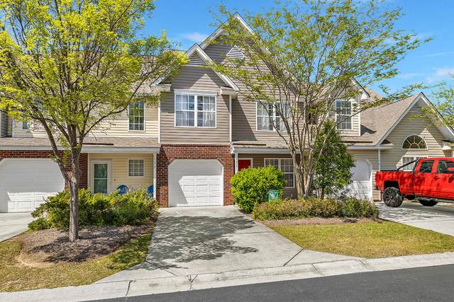 131 Darcy Ave, Goose Creek, SC 29445 (#21009217) :: The Cassina Group