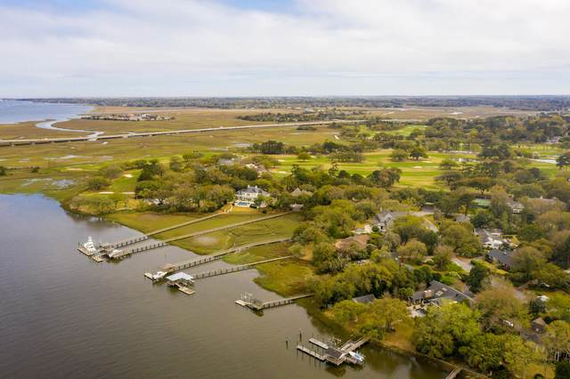 12 Country Club Drive, Charleston, SC 29412 (#21009238) :: The Cassina Group