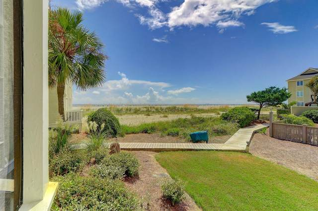 104 E Port O' Call, Isle Of Palms, SC 29451 (#21009245) :: The Cassina Group