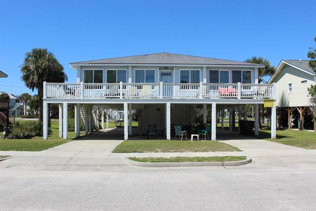 2804 Palmetto Boulevard, Edisto Beach, SC 29438 (#21009281) :: Realty ONE Group Coastal