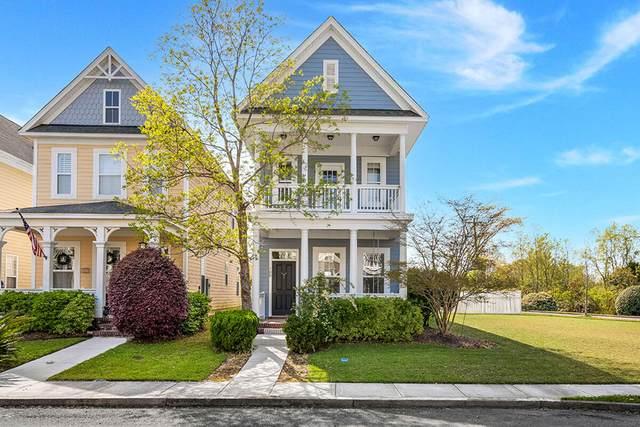 100 Hyacinth Street, Summerville, SC 29483 (#21009350) :: Realty ONE Group Coastal