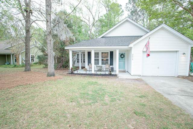 3043 Marlin Road, Johns Island, SC 29455 (#21009424) :: Flanagan Home Team