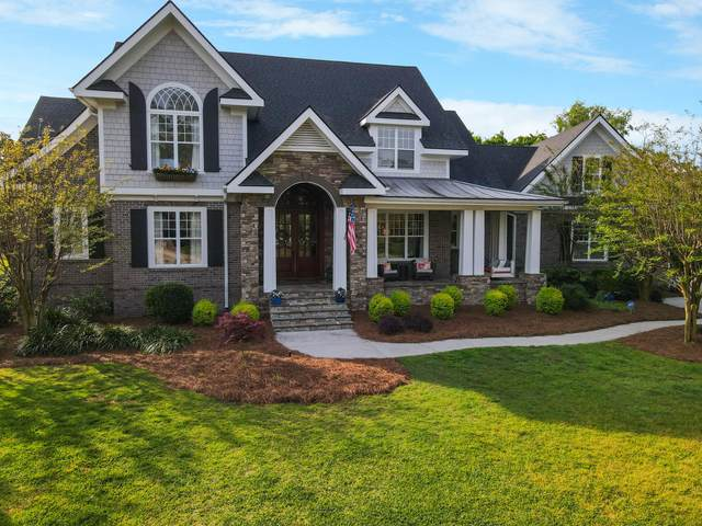 4238 Club Course Drive, North Charleston, SC 29420 (#21009457) :: Realty ONE Group Coastal