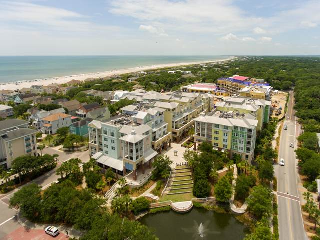 5804 Palmetto Drive A-107, Isle Of Palms, SC 29451 (#21009460) :: The Cassina Group