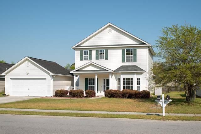 602 Savannah River Drive, Summerville, SC 29485 (#21009468) :: Realty ONE Group Coastal