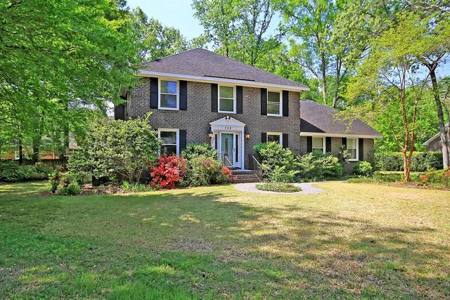 308 High Grove Road, Summerville, SC 29485 (#21009474) :: The Cassina Group