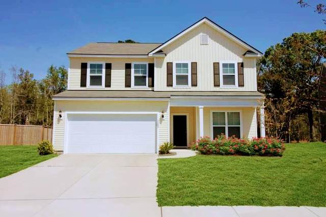 3089 Vincent Astor Drive, Johns Island, SC 29455 (#21009485) :: Realty ONE Group Coastal