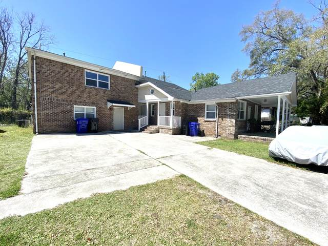 4731 Sanders Avenue, North Charleston, SC 29405 (#21009488) :: The Cassina Group