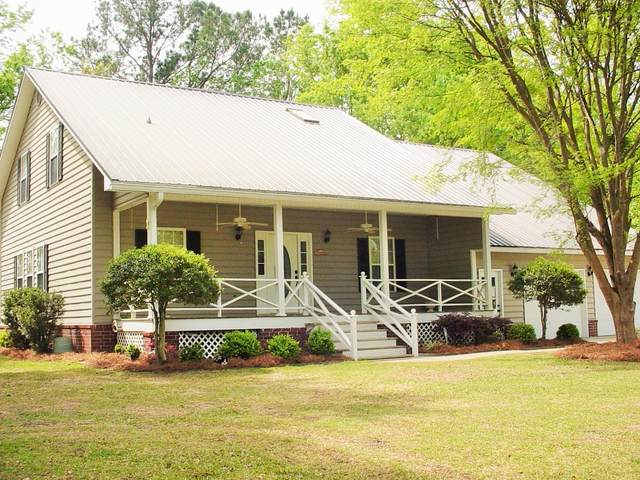 106 Lily Pad Lane, Bonneau, SC 29431 (#21009492) :: The Cassina Group