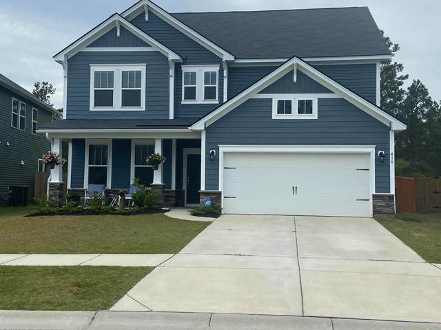 416 Northern Red Oak Drive, Summerville, SC 29486 (#21009496) :: Realty ONE Group Coastal