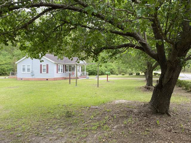 1861 County Line Road, Cross, SC 29436 (#21009497) :: The Cassina Group