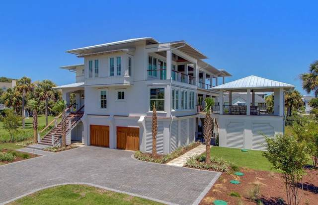 4 51st Avenue, Isle Of Palms, SC 29451 (#21009516) :: The Cassina Group
