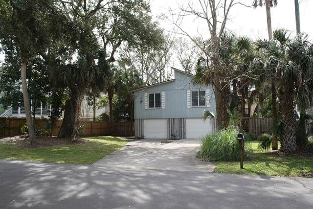 3104 Hartnett Boulevard, Isle Of Palms, SC 29451 (#21009523) :: The Cassina Group