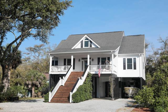2005 Myrtle Street, Edisto Island, SC 29438 (#21009527) :: Realty ONE Group Coastal