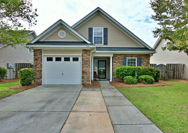 314 Garden Grove Drive, Summerville, SC 29485 (#21009530) :: The Cassina Group