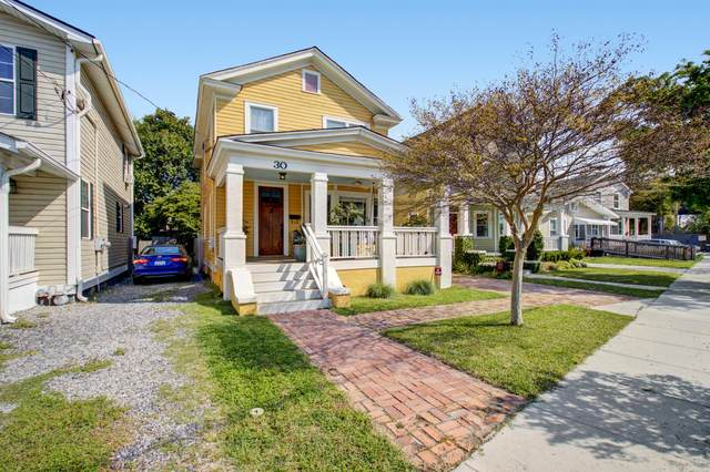 30 Maple Street, Charleston, SC 29403 (#21009543) :: The Cassina Group