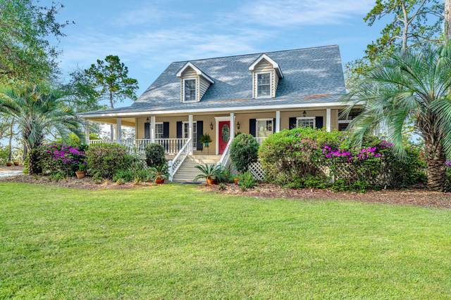 8727 Middleton Point Lane, Edisto Island, SC 29438 (#21009557) :: The Cassina Group