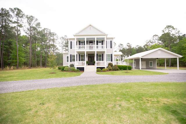 248 Huntington Court, Walterboro, SC 29488 (#21009593) :: Realty ONE Group Coastal