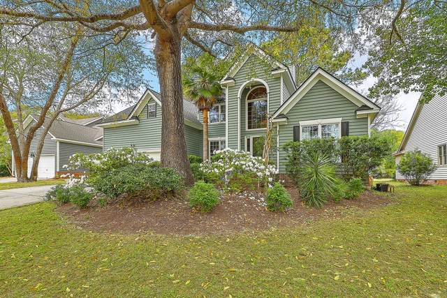 3090 Linksland Road, Mount Pleasant, SC 29466 (#21009618) :: The Cassina Group