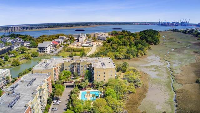 145 Pier View Street #103, Daniel Island, SC 29492 (#21009628) :: Realty ONE Group Coastal