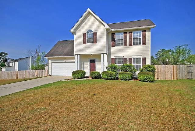 508 Stratton Ct, Goose Creek, SC 29445 (#21009662) :: The Cassina Group