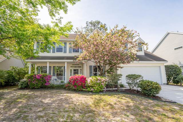 326 Old South Way, Mount Pleasant, SC 29464 (#21009664) :: Realty ONE Group Coastal