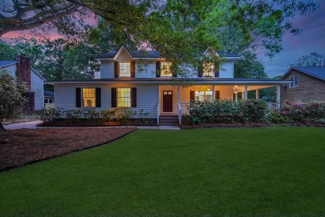 6 Lochmore Terrace, Charleston, SC 29414 (#21009697) :: The Cassina Group