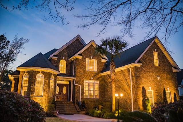 8827 E Fairway Woods Drive, North Charleston, SC 29420 (#21009709) :: Realty ONE Group Coastal