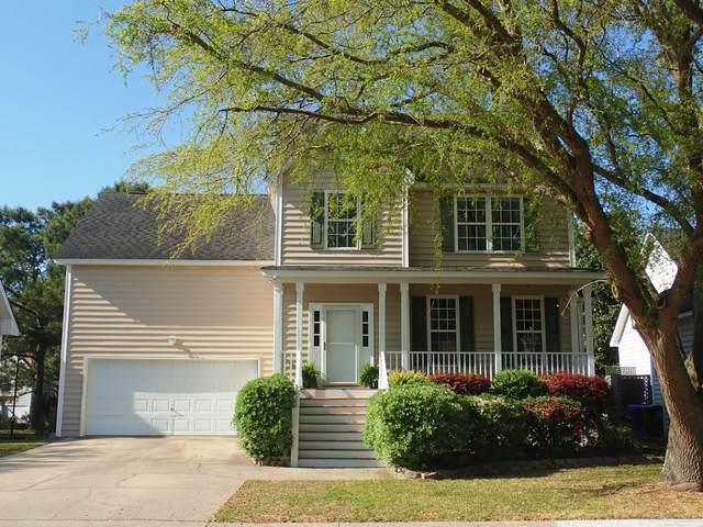 1242 Caperton Way, Charleston, SC 29412 (#21009734) :: The Cassina Group
