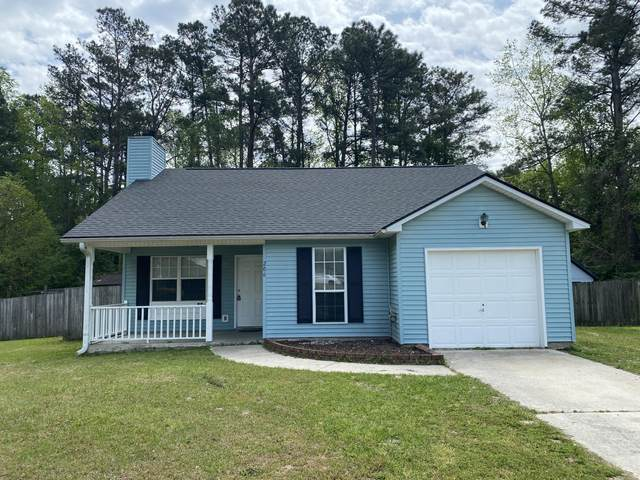 206 Oxford Way, Summerville, SC 29486 (#21009745) :: Realty ONE Group Coastal