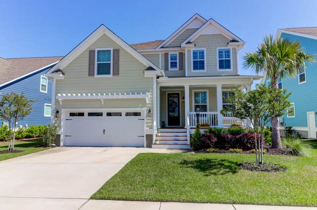 1482 Brightwood Drive, Mount Pleasant, SC 29466 (#21009786) :: The Cassina Group