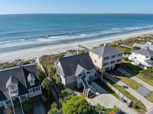 613 W Ashley Avenue, Folly Beach, SC 29439 (#21009796) :: Flanagan Home Team