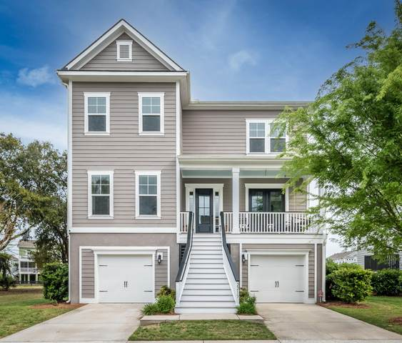2213 Skyler Drive, Mount Pleasant, SC 29466 (#21009813) :: The Cassina Group