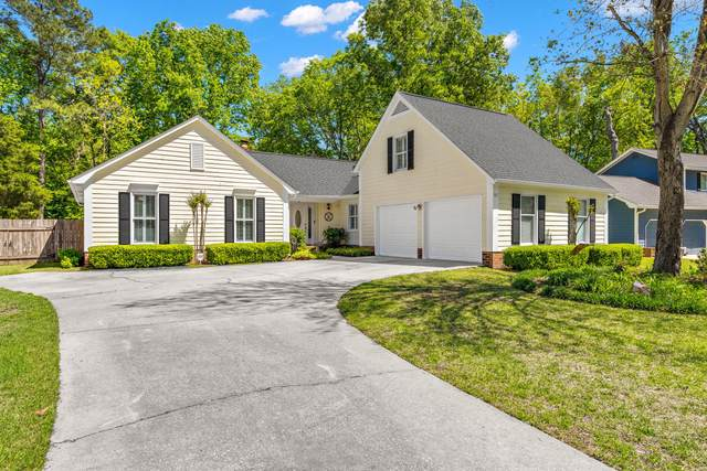 167 Fox Chase Drive, Goose Creek, SC 29445 (#21009844) :: The Cassina Group