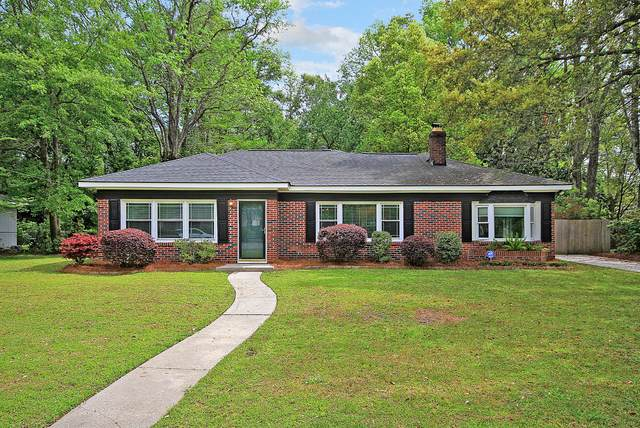 294 Parkwood Estates Drive, Charleston, SC 29407 (#21009848) :: Realty ONE Group Coastal