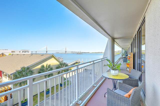 330 Concord Street 5 E, Charleston, SC 29401 (#21009852) :: Realty ONE Group Coastal