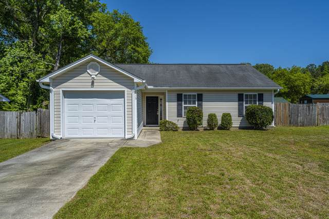 115 Ashdown Drive, Summerville, SC 29483 (#21009860) :: Realty ONE Group Coastal